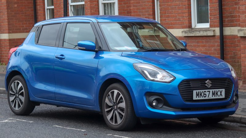 Suzuki Swift 2020 Review